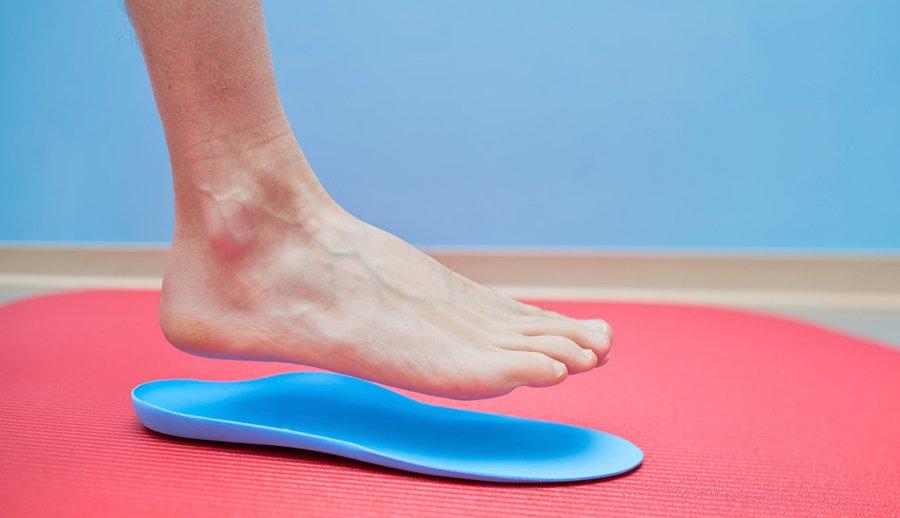 Pourquoi mettre des semelles orthopédiques ?