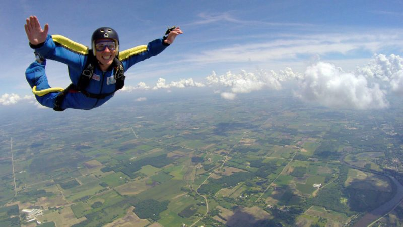A vous le parachutisme
